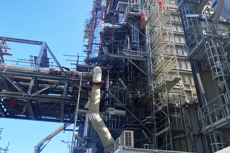 centrale electrique rades 4